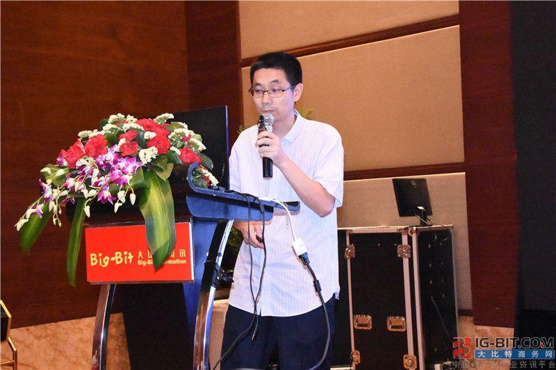 顺络电子项目经理刘长征
