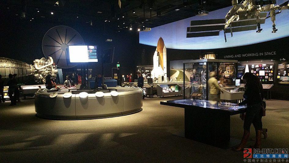 Zytronic 为华盛顿史密森尼博物院旗下的 美国国家航空航天博物馆推出的新展品提供技术