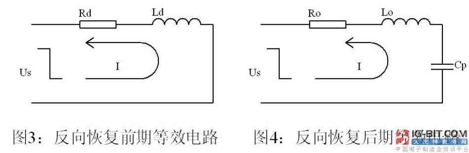 l0为变压器漏感和引线电感之和; ●利用等效电路的计算公式i=us/r0[1