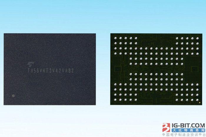 3D NAND Flash结合TSV技术 东芝快闪存储器容量上看1TB
