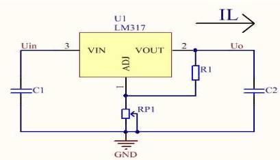 三,lm317的软启动电路