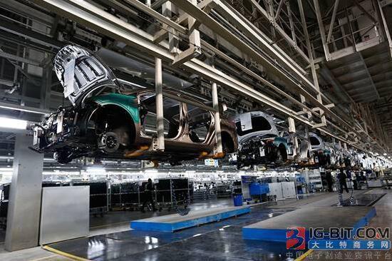 北京现代自动化生产线投产 整车年产量30万辆