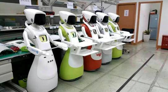 服务机器人市场规模再扩百倍 谁是长线赢家?