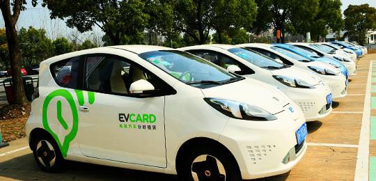 新能源汽车租赁市场潜力巨大 大势所趋!!