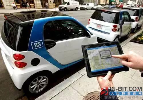 """与停车场合作建充电桩 能帮共享汽车""""吸金"""