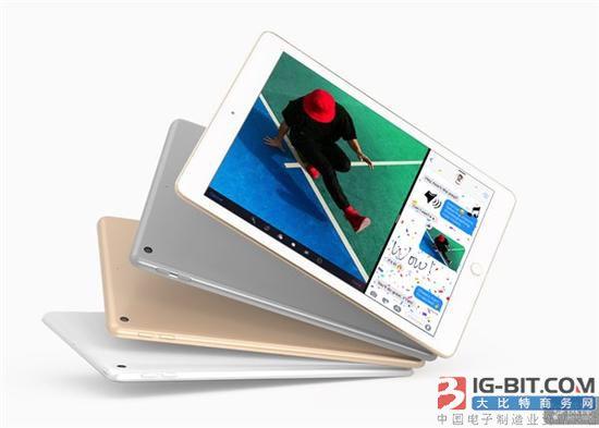 苹果iPad销量增长功臣:依赖新9.7英寸iPad