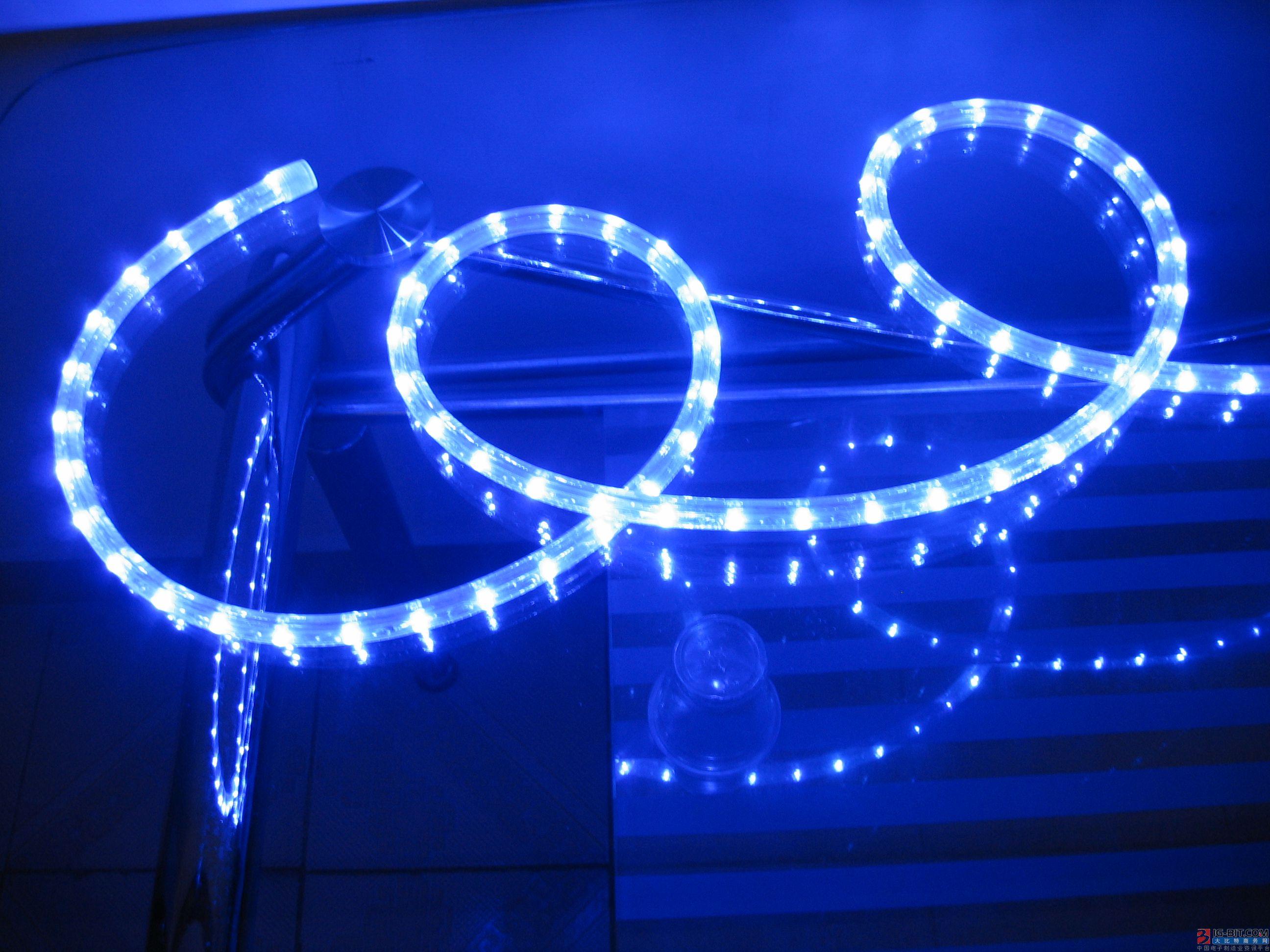 """LED芯片企业的发展""""套路"""""""