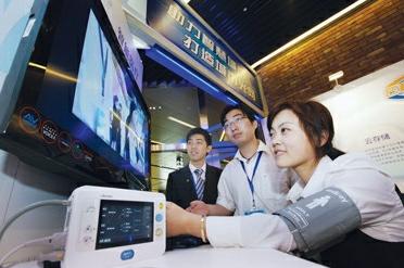 广东建设智慧医疗 用AI技术诊断疾病