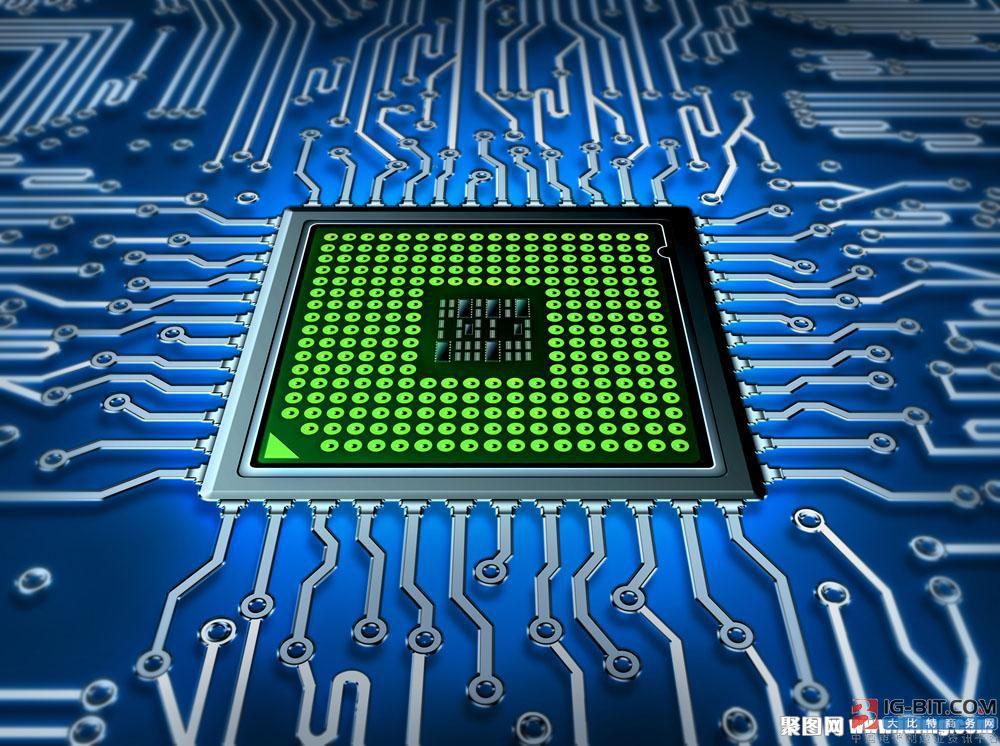 芯片电路图分解