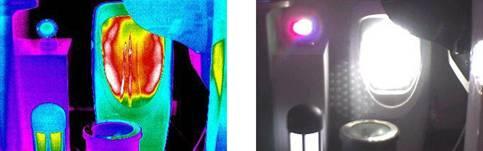 L E D 灯 罩 检 测