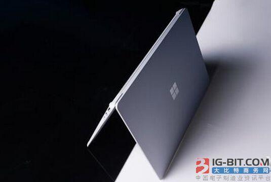 微软Surface Laptop能否搅局轻薄本市场