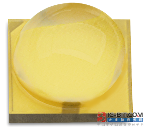 Lumileds发布大功率LED,单一紧凑的发射源可提供超过1700流明