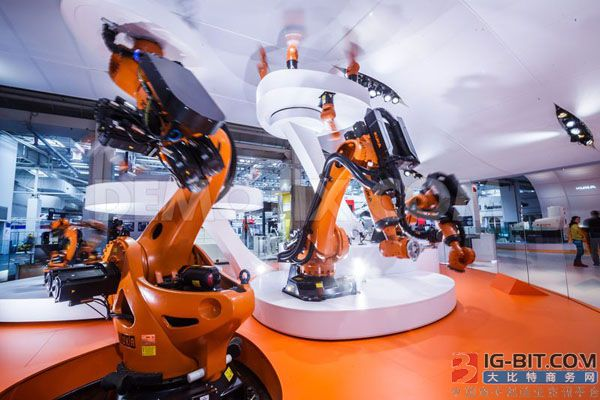 顺德扶持机器人产业出大招 设5亿发展基金
