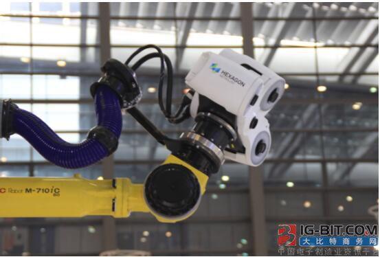 三维视觉驱动工业机器人创新变革