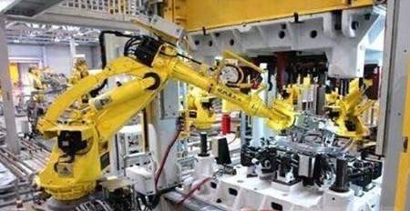 天津与德国投资3000万 建工业机器人产业创新中心