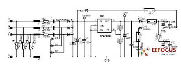 德州仪器三相智能电表解决方案