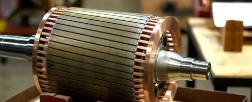 感应电机转子专利解析 工程师的精妙艺术