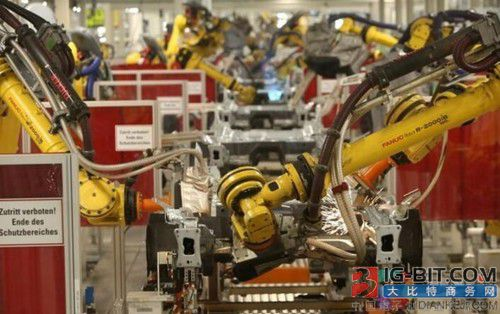 天津机器人产业发展三年方案完成 产业规模达500亿