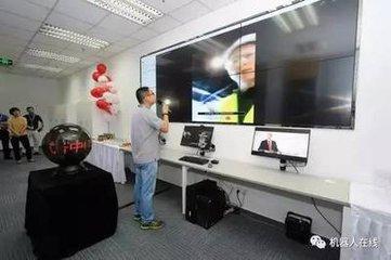 ABB正式启用机器人数字化服务中心