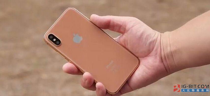 """库克看了想打人:富士康赶工iPhone 8视频曝光""""腮红金""""配色"""