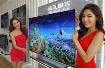 日本OLED电视上半年销量飙增8倍;4K增6成