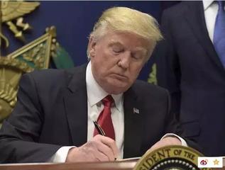 美总统签署备忘录并非引爆中美贸易战 但加剧贸易紧张