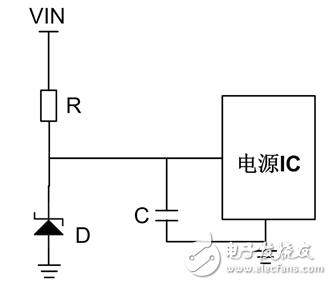 图1 简单启动电路