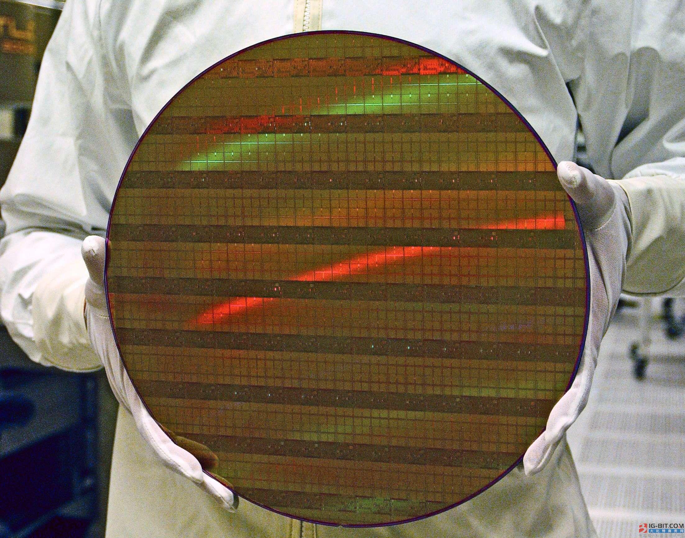 大陆首座硅晶圆厂量产在即 12寸硅晶圆99%依赖进口