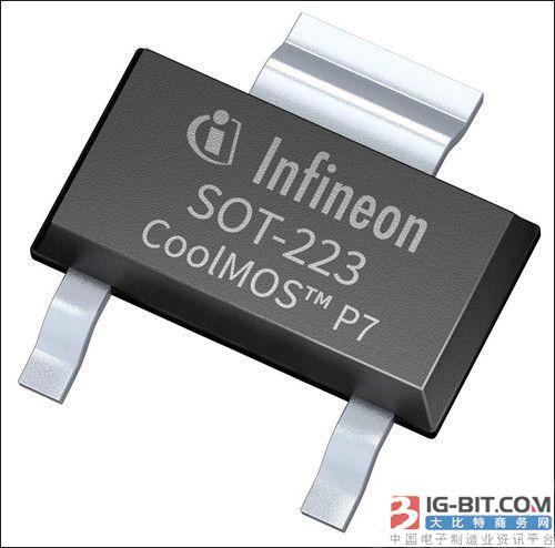 英飞凌新品:采用SOT-223封装的CoolMOS™ P7