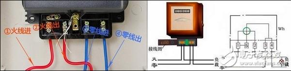 单相电表互感器的作用,原理及接线方法