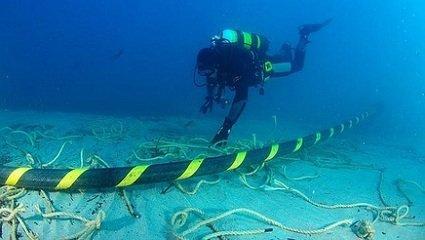 耐克森建新电缆敷设船部署海底高压电缆系统