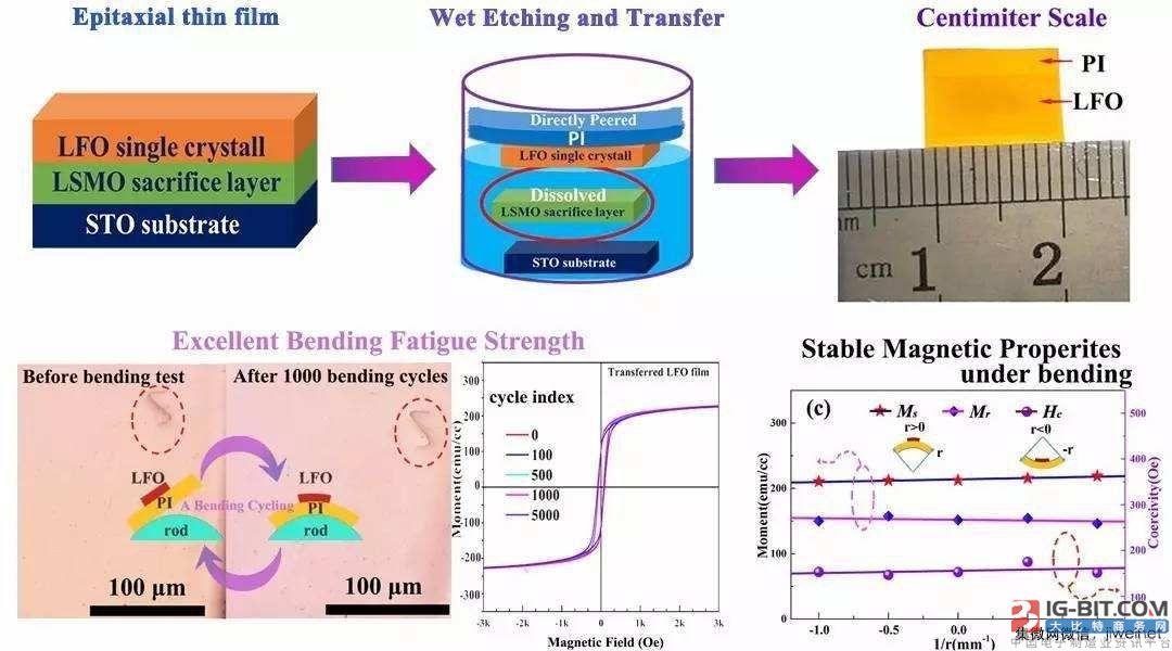 西安交大科研人员在柔性电子学方面取得新进展
