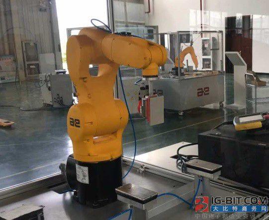 2020年中国打磨机器人市场规模将超过85亿