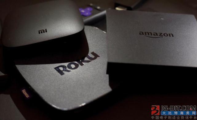 Roku仍是美国机顶盒市场老大 普及率力压亚马逊谷歌苹果