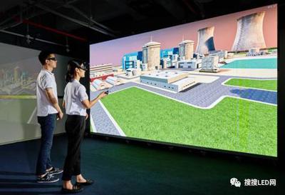 真是厉害了!LED企业借VR技术布局智能教育市场