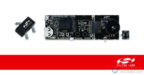 Silicon Labs磁性传感器提供现代化霍尔效应开关和位置感应