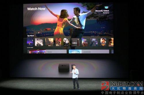 苹果发布Apple TV 4K版 中国大陆依旧没戏,看看就好