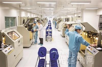 中天科技:掌握光纤全产业链技术 加快推动智能制造