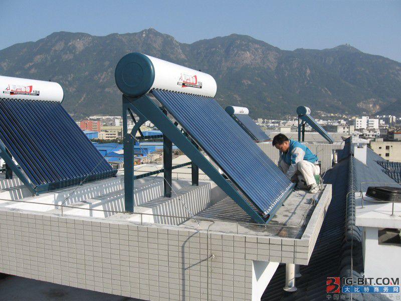 """热水器""""四国激战""""多年 太阳能已被挤出竞争"""