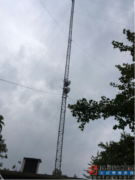湘潭发现的1400-1427MHz频段无线干扰源头