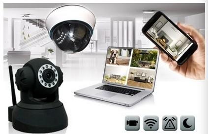 TP-LINK发布无线安防摄像头产品