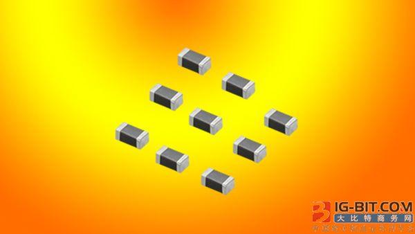 村田推出适合移动设备电源的金属合金型电感器