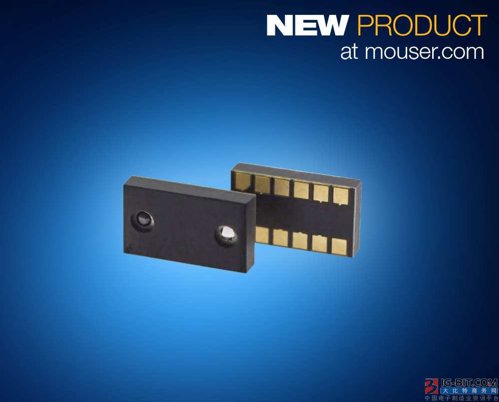 RF Digital RFD77402 Simblee ToF传感器模块 在贸泽开售