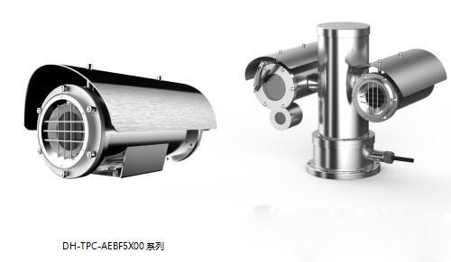 大华股份推出热成像防爆摄像机 提升高危场景防控能力