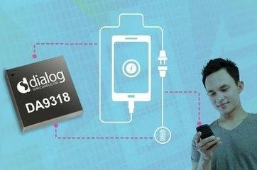 """首款实现""""墙到电池""""RapidCharge™的USB PD解决方案"""