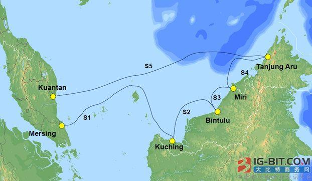 nec完成马来西亚skr1m海底光缆系统建设_中国连接器