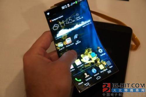 国产的柔性OLED面板将会在智能手机市场上引人注目