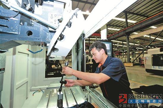 生产、检测、跟踪这些自动化手段 给福建产值年均增长20%以上