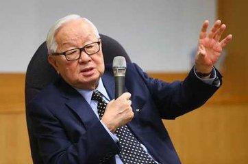 张忠谋:政府不要用政策主导产业要往哪里发展