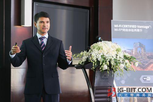专访Wi-Fi联盟总裁:拥抱5G,未来Wi-Fi更加智能化